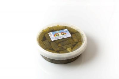 Weinblätter mit Käse   Artikelnummer 4250122401124 Verpackungseinheit1,9 kg