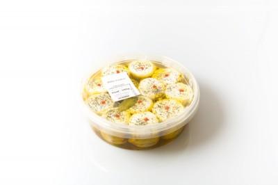 Artischocken Gefüllt mit Käse   Artikelnummer4250122401056 Verpackungseinheit1,9 kg