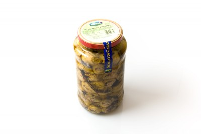 """Eingelegte Artischocken vom Grill""""   Artikelnummer8008177006339 Verpackungseinheit2,9 kg"""
