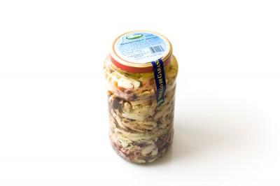 """Meeresfrüchte Salat """"Gran Piaza""""   Artikelnummer800817712284 Verpackungseinheit2,9 kg"""