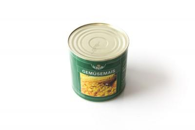 Eingelegter Gemüsemais   Artikelnummer4006795333107 Verpackungseinheit2,125 kg
