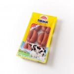Egetürk Knoblauchwurst aus Rindfleisch Extra Scharf   Artikelnummer4017979021000 Verpackungseinheit1,0 kg