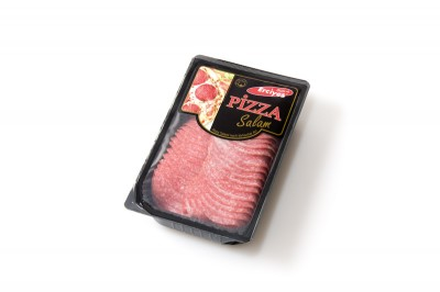 Erciyes Truthahn Salami Türkischer art (für Pizza)   Artikelnummer4011259041320 Verpackungseinheit1,0 kg
