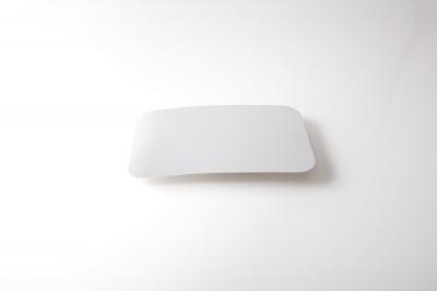Deckel für Alu Schale CC45LC+C   Artikelnummer8011851108700 Verpackungseinheit100 stk