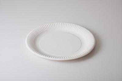 Pappteller Weiß 23cm   ArtikelnummerkA Verpackungseinheit100 Stk