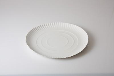 Pappteller Weiß 26cm   ArtikelnummerkA Verpackungseinheit100 Stk