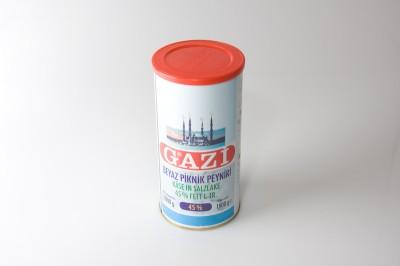 Gazi Weichkäse In Salzlake 45% Fett i. Tr.   Artikelnummer4002566003019 Verpackungseinheit1,0 kg