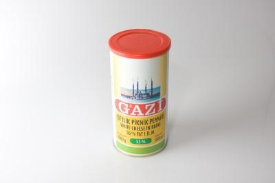 Gazi Weichkäse In Salzlake 55% Fett i. Tr.   Artikelnummer4002566003040 Verpackungseinheit1,0 kg