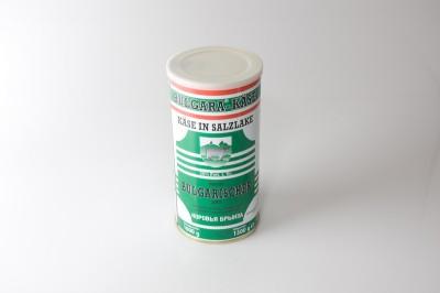 Bulgarischer Weichkäse In Salzlake 55% Fett i. Tr.   Artikelnummer4036577913197 Verpackungseinheit1,0 kg