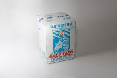 Griechischer Schafskäse   Artikelnummer5204904000066 Verpackungseinheitca 13,0 kg