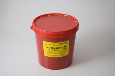 """Curry-Ketchup""""   Artikelnummer4006887010206 Verpackungseinheit10 kg"""