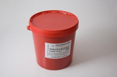 """Tomaten-Ketchup""""   Artikelnummer4006887010107 Verpackungseinheit10 kg"""