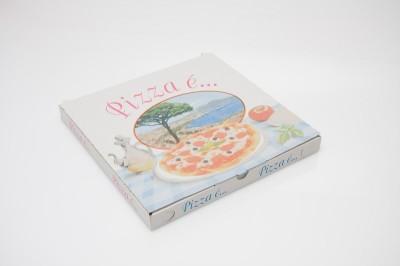 Pizzabox 32x32x3   ArtikelnummerkA Verpackungseinheit kA