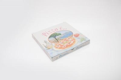 Pizzabox  26x26x3   ArtikelnummerkA Verpackungseinheit kA